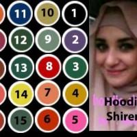 Jual Hoodie Shireen Godir Shiren Hodie - Hijab Jilbab Murah