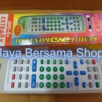 Remote DVD Universal VISERO Vio 620D DVD6 +