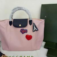 Longchamp Le Pliage Cuir Limited Edition Medium