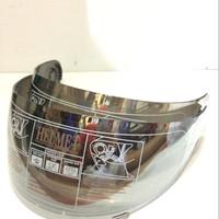 harga Kaca Helm Ori Snail 815/803/888/INK Fusion/Senza /Airoh Modular Silver Tokopedia.com