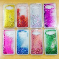 casing / case hp blink OPPO F1 / PLUS water glitter