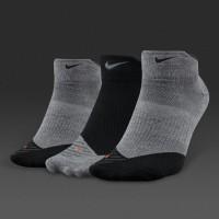 Kaos Kaki Grade Ori Nike Hitam Pendek