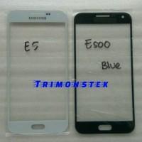 Kaca Lcd Samsung E5 E500 Original