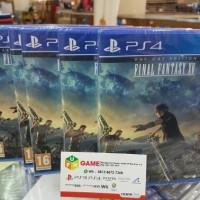 PS4 FINAL FANTASY XV NEW