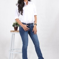 Jual Celana Jeans Wanita Cutbray (9133B) Murah