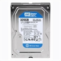 "Harddisk Internal Pc 3.5"" 320Gb Sata Garansi 1 Th (hdd 320 Gb WD)"