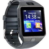 Jam Tangan HP U9 Smartwatch DZ09 Smart Watch Camera SIM Memory Card