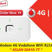 Modem 4G Vodafone WiFi R216