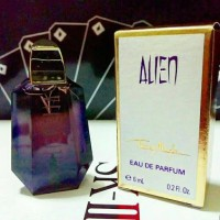 Original Parfum Thierry Mugler Angel Alien Miniatur isi 6ml