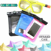 Swimmer case hp/casing hp iphone samsung 4/4s 5/5s 6 anti air