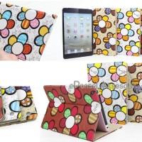 iPad Mini 1/2/3 Bunga Floral Cover Hard Case