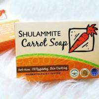 SHULAMMITE CARROT SOAP 150 gr