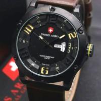 Jam Tangan Pria Swiss Army Original Tanggal Hari Limited Edition 1