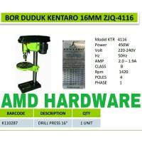 Bor Duduk 16mm / Drill Press Kentaro Zjq-4116