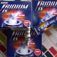 Busi Racing NGK IRIDIUM - CR9EIX - JAPAN - NINJA, FU - 100% ORIGINALE