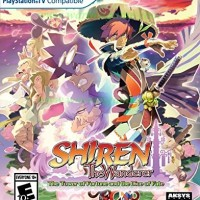 PSVita Shiren The Wanderer: T.T.o.F And The Dice Of Fat Murah