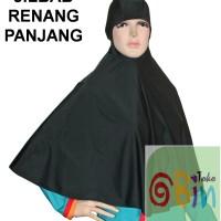 Jilbab Renang Ekstra Panjang & Topi Renang