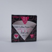 Paper Filter V60 Dripper 01   Kertas Filter Kopi   Alat Kopi   Manual