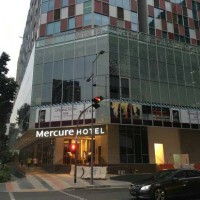 Voucher Hotel Singapore - Mercure Hotel Bugis (Standard Room)