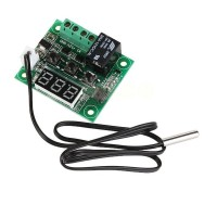 harga Digital Precision Temperature Controller Xh-w1209 With Dengan Sensor Tokopedia.com