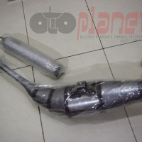 Knalpot DBS Galvanis Made In Thailand Kawasaki Ninja RR / Ninja R