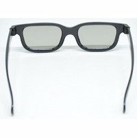 LCD Kaca Mata 3D Plastic Polarized 3D Glasses FLG TV Real 3D Cinema :D