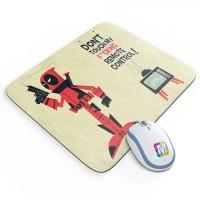 Harga deadpool mouse pad custom komputer dan | antitipu.com