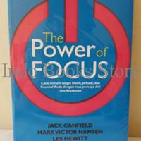Sale !! Buku The Power Of Focus Edisi Revisi . jack canfield