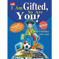 Sale !! I Am Gifted, So Are You ! by Adam Khoo