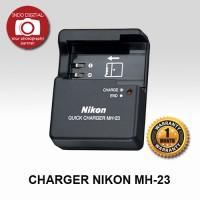 CHARGER NIKON MH-23 FOR BATTERY EN-EL9