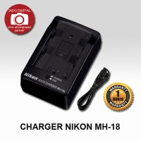CHARGER NIKON MH-18 FOR BATTERY EN-EL3