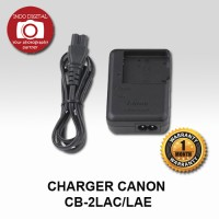 CHARGER CANON CB-2LAC/LAE FOR BATTERY NB-8L