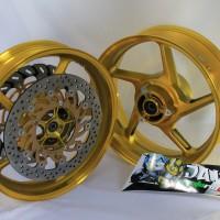 harga Velg Delkevic Gold Ninja 250fi,r, Z Tokopedia.com
