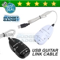Ultimate USB Guitar Link Cable