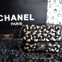 Chanel Camellia Flap Bag in Mini