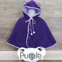 Jual Baby Cape Cuddle Me Purple Murah
