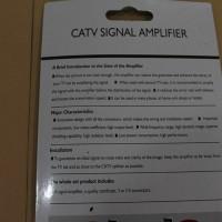 Menguatkan Sinyal TV TANPA EFEK SAMPING. Pakai : Penjernih & Penguat