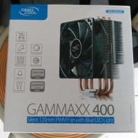 Deepcool Gammaxx 400 - Fan 12CM LED CPU Cooler