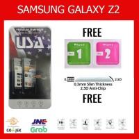 USA Tempered Glass Samsung Galaxy Z2 - Anti Gores / Screen Protector