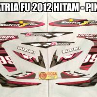 harga Striping Satria Fu 2012 Hitam - Pink Tokopedia.com