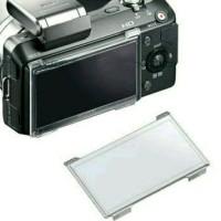 Anti gores LCD protector / pelindung LCD kamera Sony NEX 3 / 5 series