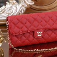 CHANEL QUILTED CLUTCH KG2911
