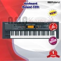 Keyboard Roland E09 / E09i / E-09 / E-09i / E 09 / E 09i Ori