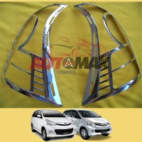 harga Garnish / List Lampu Belakang All New Avanza / Xenia Tokopedia.com
