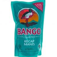 Kecap BANGO Pouch 600ml - Refill (Kirim via GOJEK/ GOSEND)