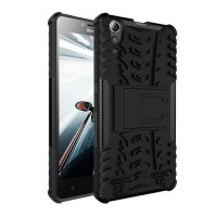 Lenovo A6000 PLUS A6010 RUGGED ARMOR HP Soft Back cover Hard Case