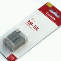 Canon NB 10L baterai for CB 2lCC CE charger powershot SX40 HS G1X G15
