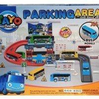 harga MAINAN ANAK - TAYO MY LITTLE BUS - PARKING AREA/PARKING LOT Tokopedia.com
