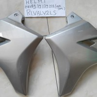 harga Shroud Ninja R Ninja Ss Cover Samping Radiator Superkips Silver Polos Tokopedia.com