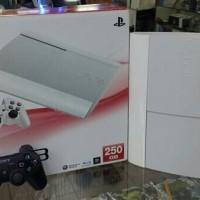 Ps3 Super Slim 320Gb + 2 Stik + Full game harga ok Dihosana